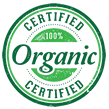 certified organic products