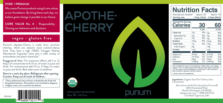 apothe chery