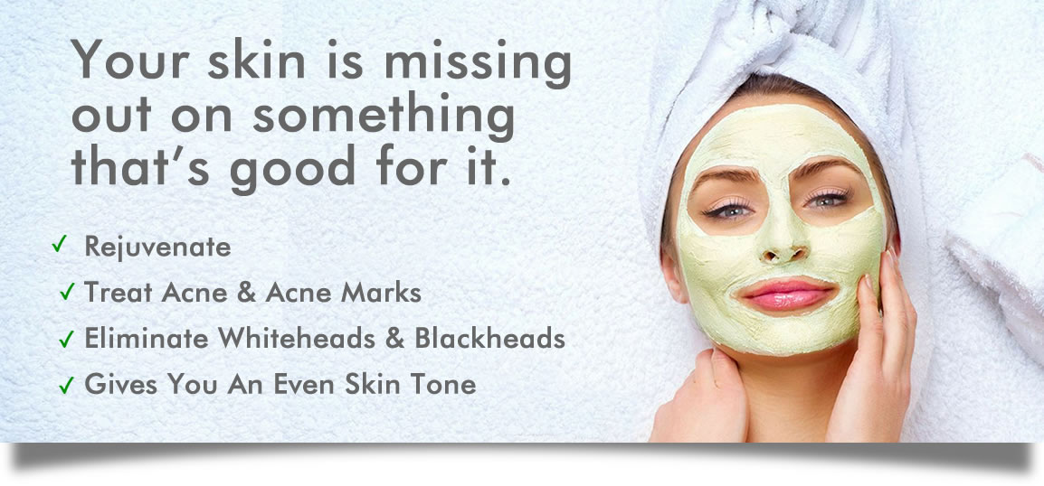 skin care and facials