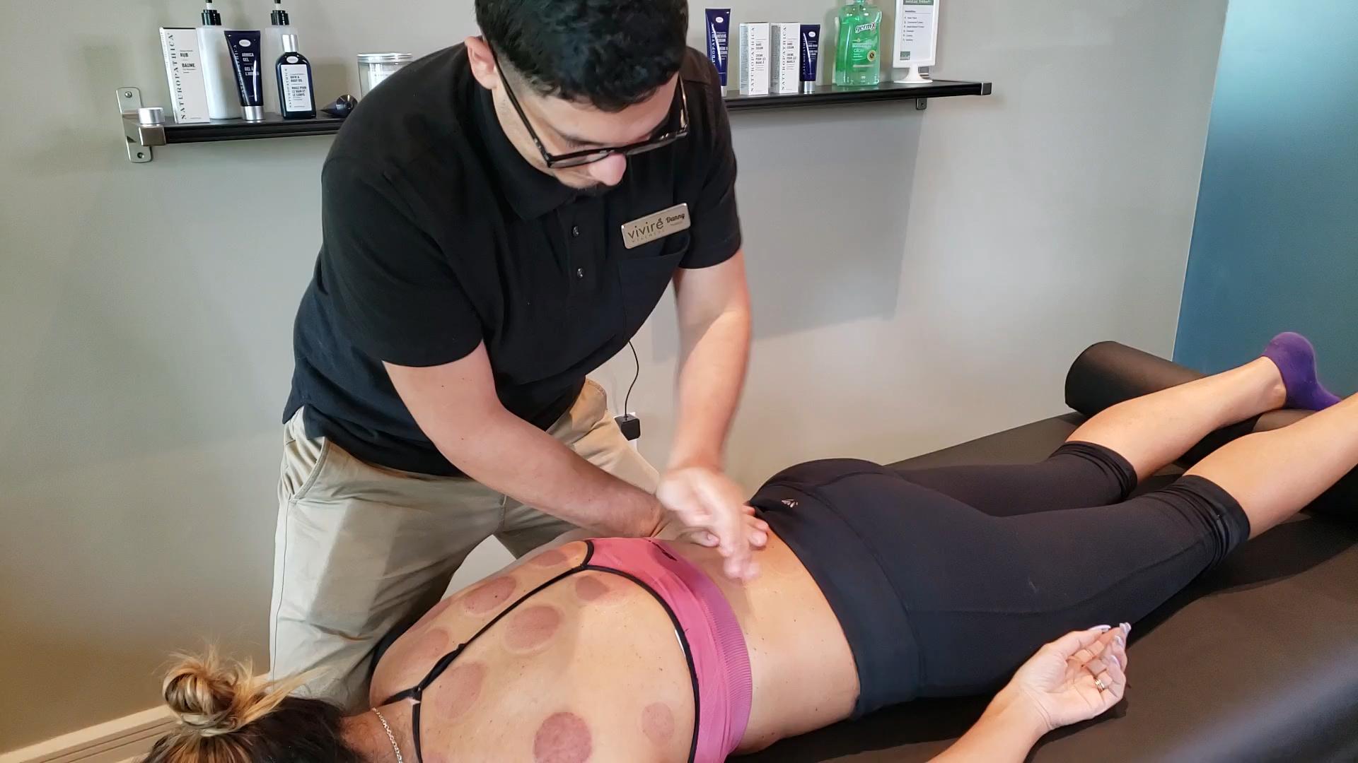 massage and body work