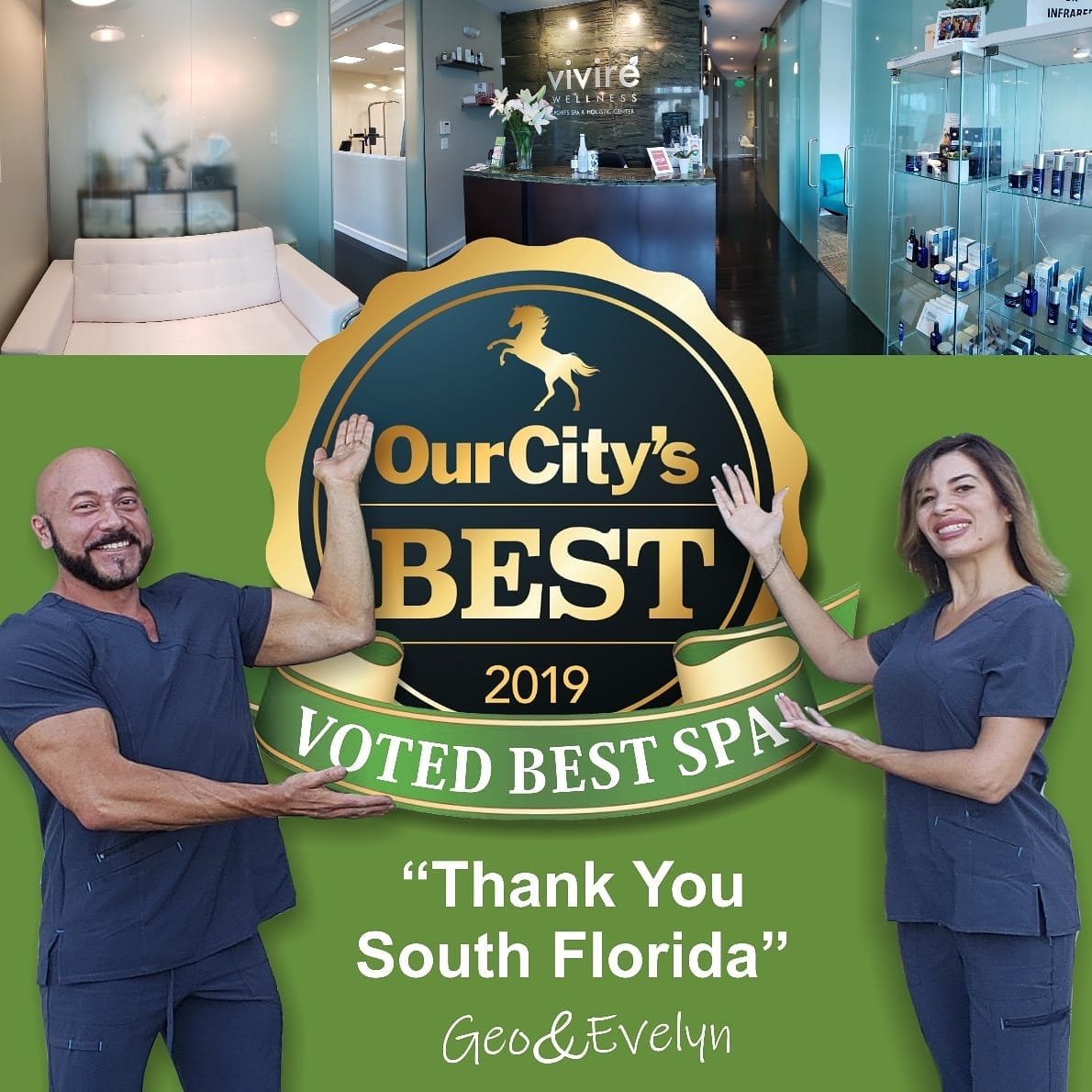 best health spa voted 2019
