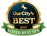 voted best spa 2019