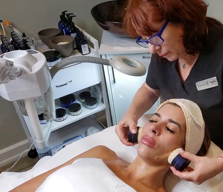 holistic facial spa month