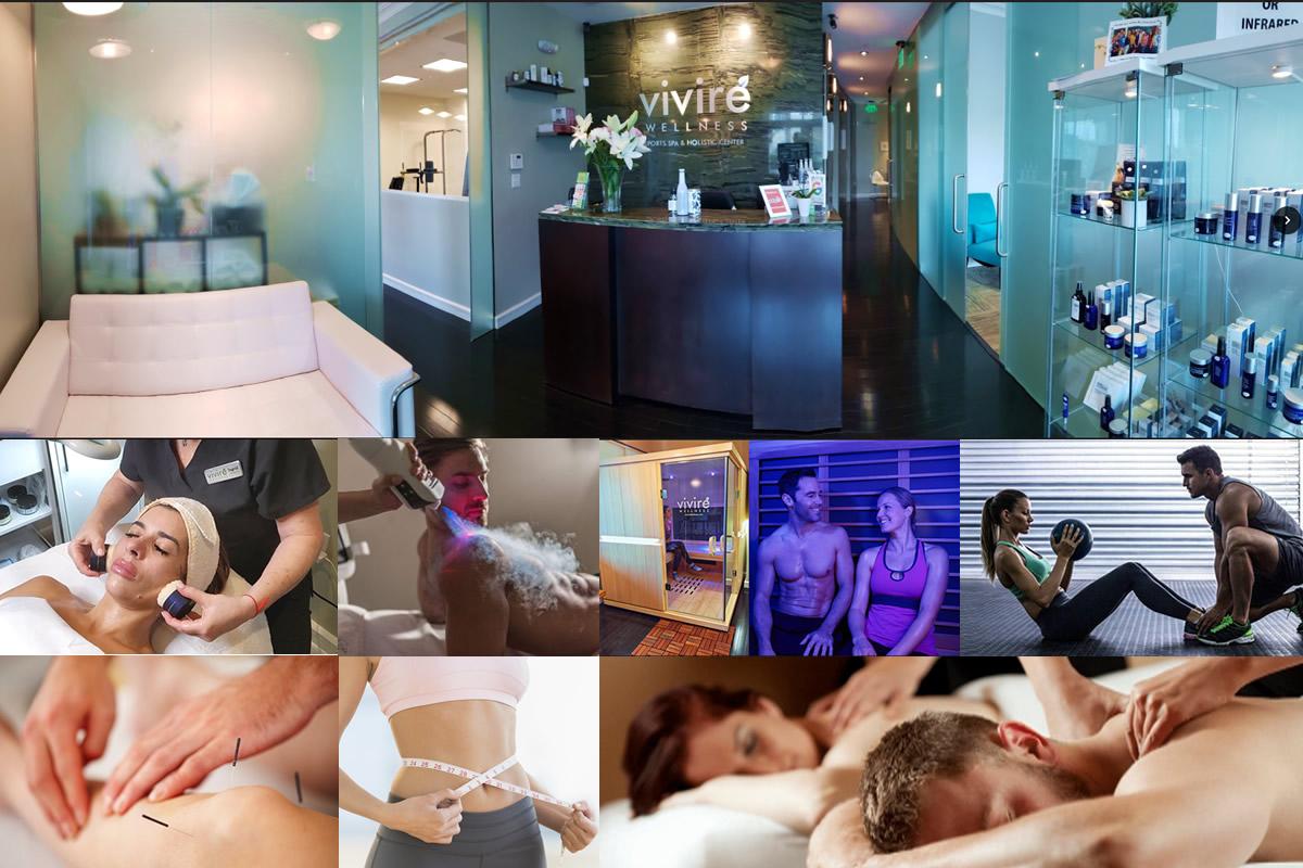 vivire-wellness sports spa holistic center