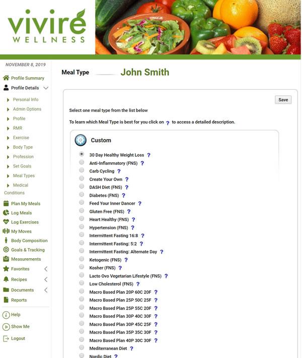 dietfit nutrition app