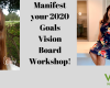 Manifest your 2020 Goals Vision Board Workshop with the Energy of the New Moon and the Chinese New Year!