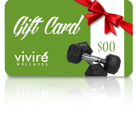 vivire wellness gift card