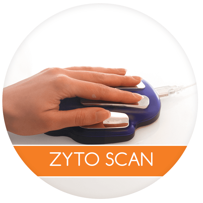 getting a zyto scan