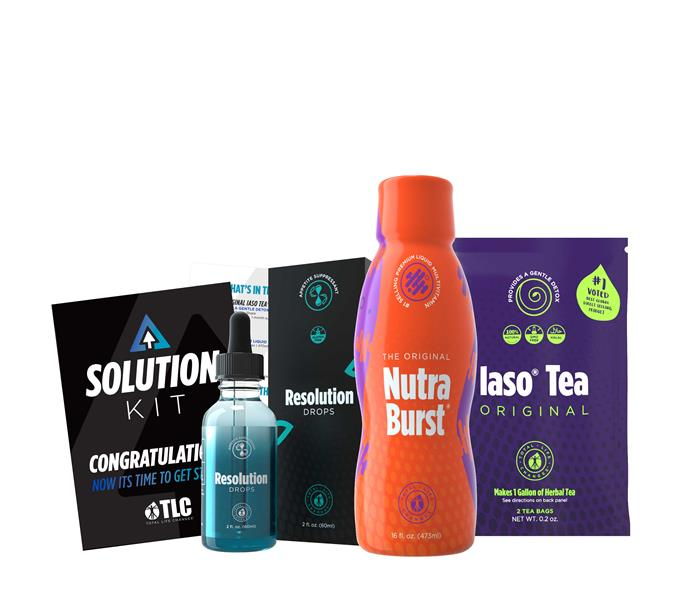 weight loss and detox kit