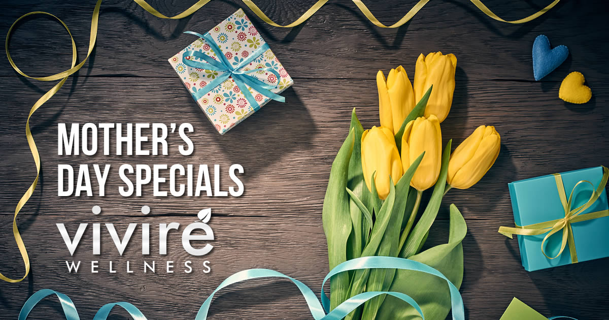 MOTHERS DAY MASSAGE SPECIAL