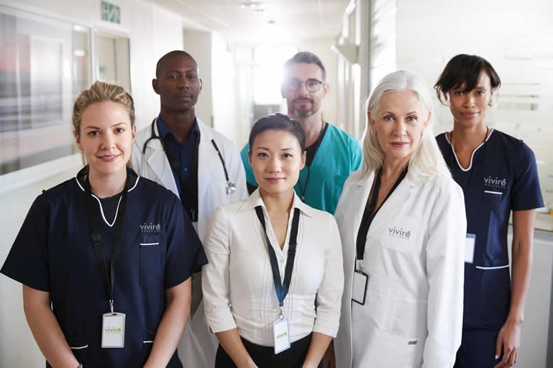 peptides medical staff